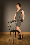 Ready for a caning