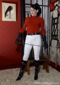 CLASSIC BOOTED RIDING MISTRESS