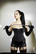 Miss Tiffany Naylor Dominatrix
