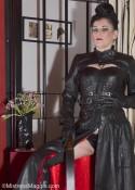 Leather Goddess - Festive Edition