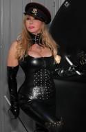 Leather Beauty Goddess