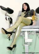 Rubber and Fetish Clinic Sessions